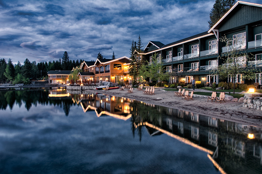 Shore Lodge Four Diamond Resort - Idaho