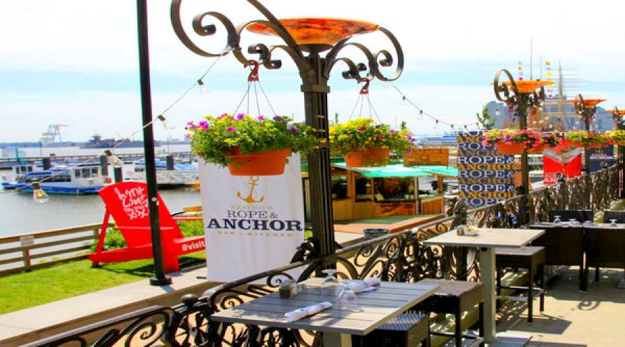 Anchor Restaurant – Ocean City