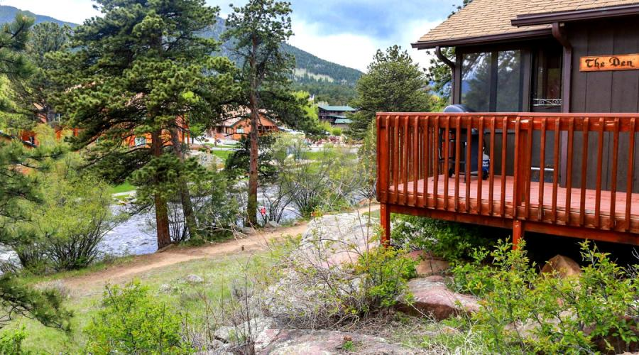 Brynwood by the River, Estes Park