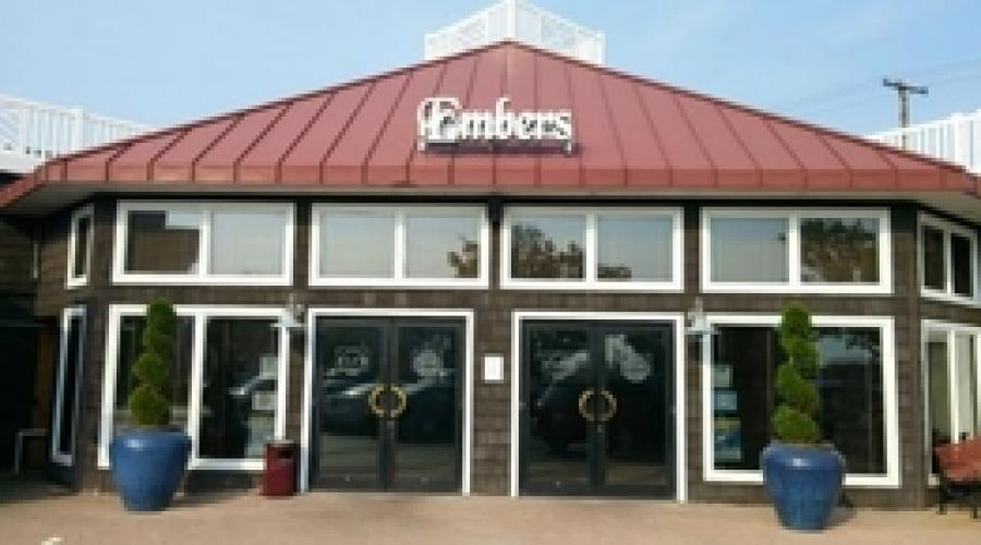 Embers Restaurant - Ocean City