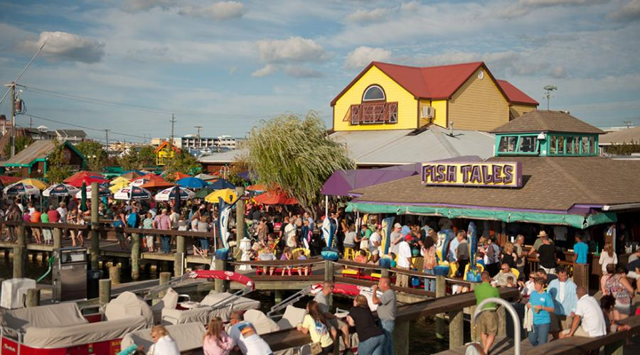 Fish Tales Bar & Grill - Ocean City
