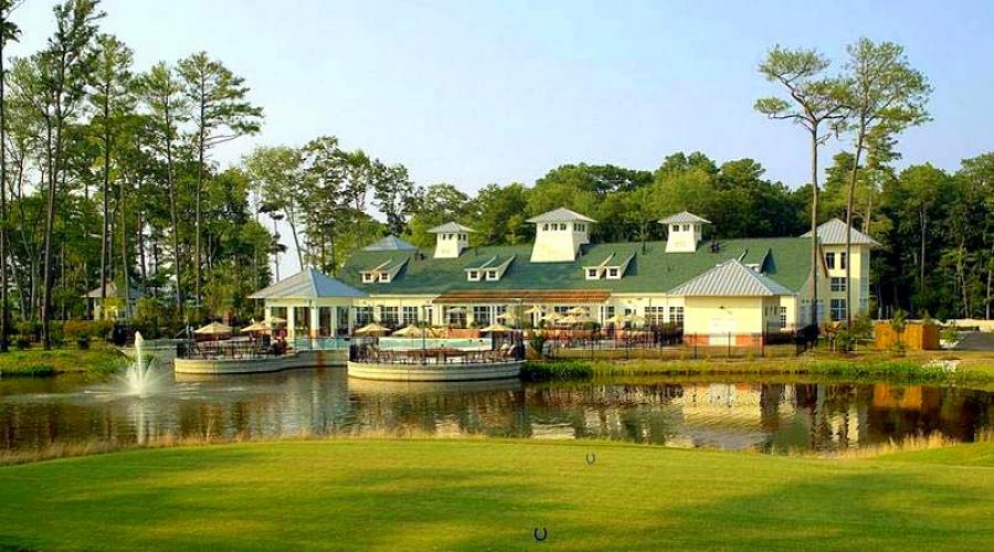 Glen Riddle Golf Club - Ocean City