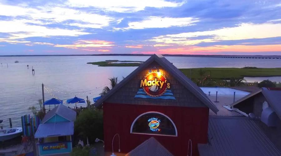 Mackys Bar & Grill - Ocean City