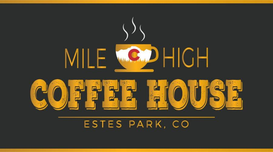 Mile High Coffee House, Estes Park - Colorado