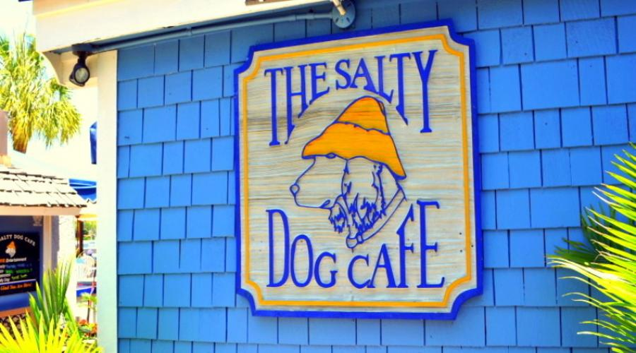 Salty Dog Cafe - Hilton Island