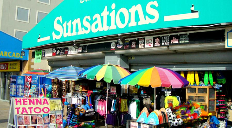 Sunsations – Ocean City