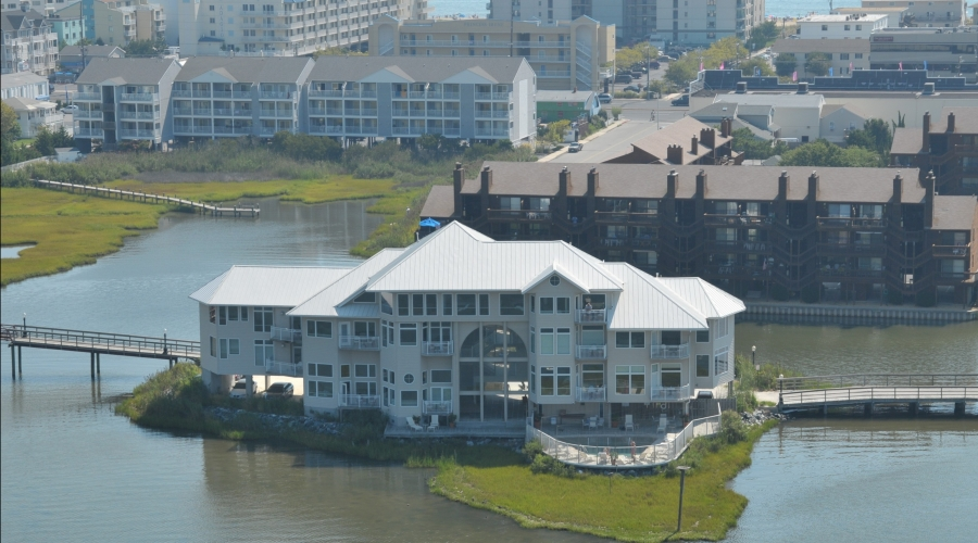 Hotels of Fagers Island - Ocean City
