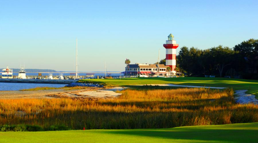 The Sea Pines Resort - Hilton Island